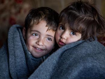 Coperte termiche per bambini