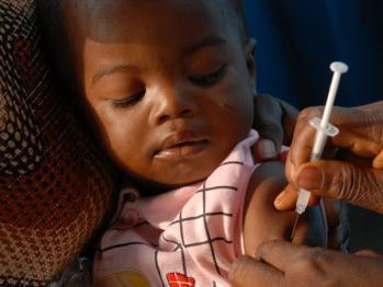 Vaccino contro il morbillo